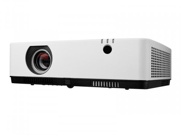NEC ME402X Beamer 4000 ANSI Lumen 3LCD XGA (1024x768) Desktop-Projektor Weiß