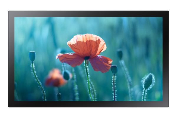 Samsung QB13R-T Interaktiver Flachbildschirm 33 cm (13 Zoll) Full HD Schwarz Touchscreen