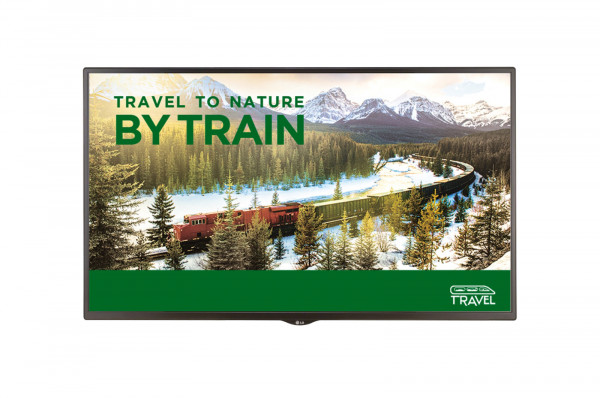 LG 49SH7E-B Signage-Display Digital Beschilderung Flachbildschirm 124,5 cm (49 Zoll) LED Full HD Sch