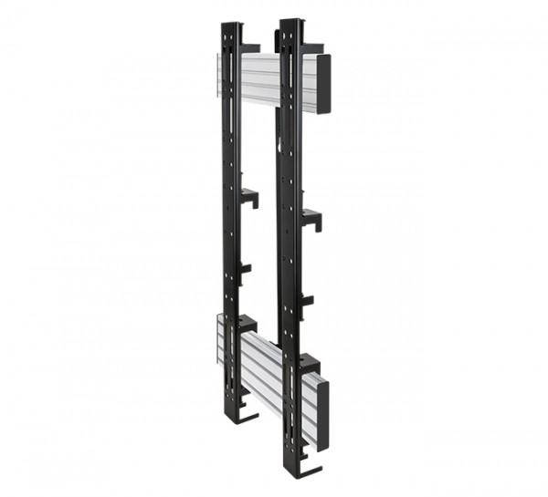 B-Tech BT9906 2,18 m (86 Zoll) Schwarz, Silber