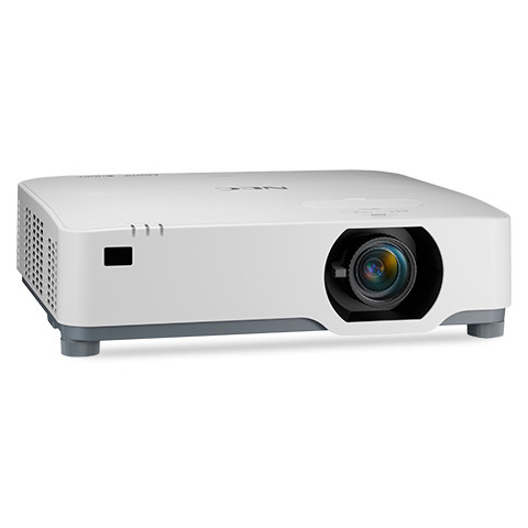 NEC NP-P605UL Beamer Standard throw projector 6000 ANSI Lumen 3LCD WUXGA (1920x1200) Weiß