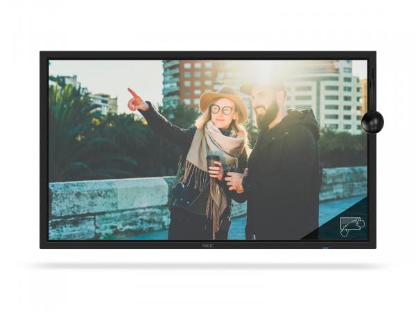 NEC MultiSync C751Q SST Digital Beschilderung Flachbildschirm 190,5 cm (75 Zoll) LED 4K Ultra HD Sch