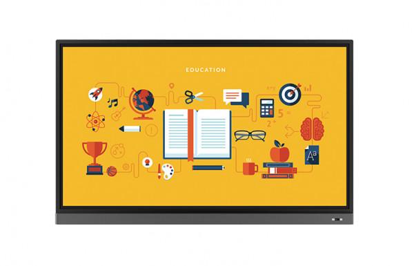 Benq RM8601K 2,18 m (86 Zoll) LED 4K Ultra HD Touchscreen Interaktiver Flachbildschirm Schwarz