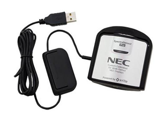 NEC KT-LFD-CC2 Schwarz, Silber
