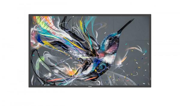 Philips 65BDL3510Q/00 Signage-Display 165,1 cm (65 Zoll) IPS 4K Ultra HD Schwarz
