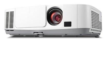 NEC PE455UL Beamer Standard throw projector 4500 ANSI Lumen 3LCD WUXGA (1920x1200) Weiß