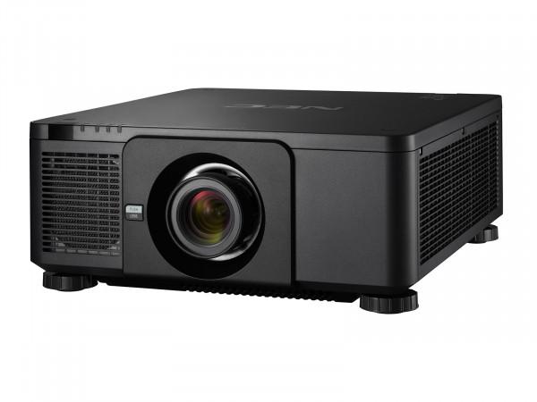 NEC PX803UL Beamer 8000 ANSI Lumen DLP WUXGA (1920x1200) 3D Desktop-Projektor Schwarz