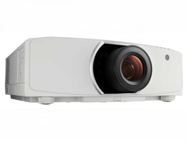 NEC PA653U Beamer Standard throw projector 6500 ANSI Lumen 3LCD WUXGA (1920x1200) 3D Weiß