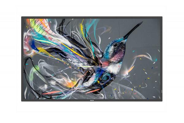 Philips 43BDL3550Q/00 Signage-Display Interaktiver Flachbildschirm 108 cm (42.5 Zoll) LED 4K Ultra H