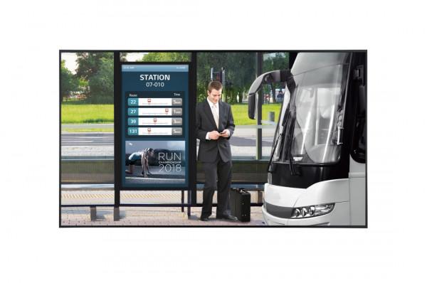 LG 49XF3E-B Signage-Display Digital Beschilderung Flachbildschirm 124,5 cm (49 Zoll) LCD Full HD Sch