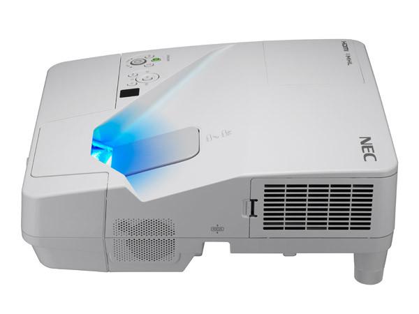 NEC UM361X Beamer Desktop-Projektor 3600 ANSI Lumen 3LCD XGA (1024x768) Weiß