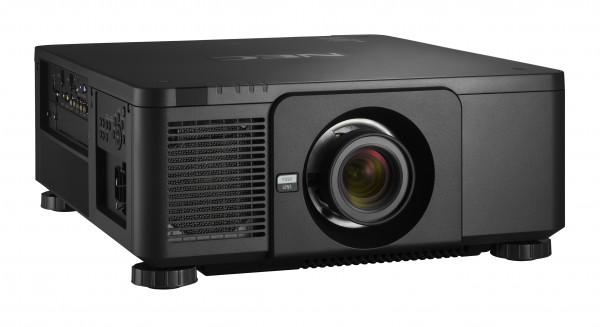 NEC PX1005QL Beamer Desktop-Projektor 10000 ANSI Lumen DLP 2160p (3840x2160) Schwarz