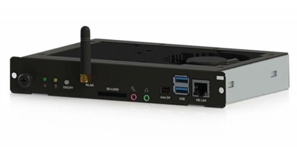 NEC Slot-In PC 100013831 Thin Client 2,2 GHz 2000E Schwarz 900 g