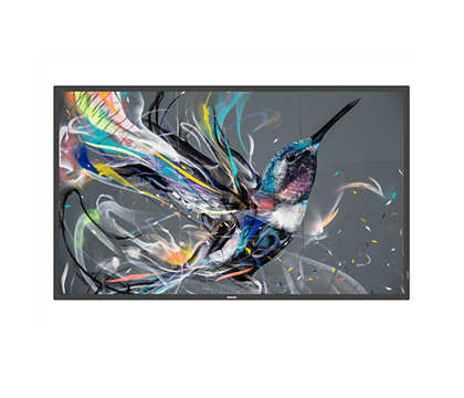 Philips 43BDL3510Q/00 Signage-Display Digital Beschilderung Flachbildschirm 108 cm (42.5 Zoll) IPS U