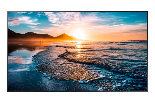 Samsung QH65R Digital Beschilderung Flachbildschirm 165,1 cm (65 Zoll) 4K Ultra HD Schwarz