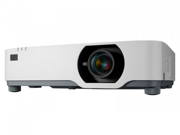 NEC P525WL Beamer 5000 ANSI Lumen 3LCD WXGA (1280x800) Desktop-Projektor Weiß
