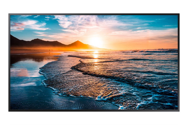 Samsung QH43R Digital Beschilderung Flachbildschirm 109,2 cm (43 Zoll) 4K Ultra HD Schwarz