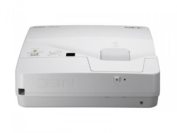 NEC UM361X Beamer Wand-Projektor 3600 ANSI Lumen 3LCD XGA (1024x768) Weiß
