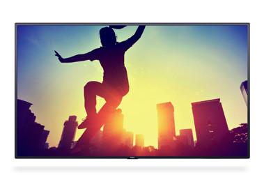 NEC P series P754Q Digital Beschilderung Flachbildschirm 190,5 cm (75 Zoll) LED 4K Ultra HD Schwarz