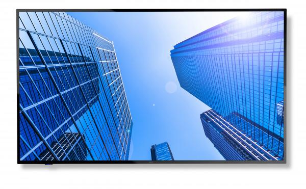 NEC MultiSync E557Q 139,7 cm (55 Zoll) LED 4K Ultra HD Digital Beschilderung Flachbildschirm Schwarz