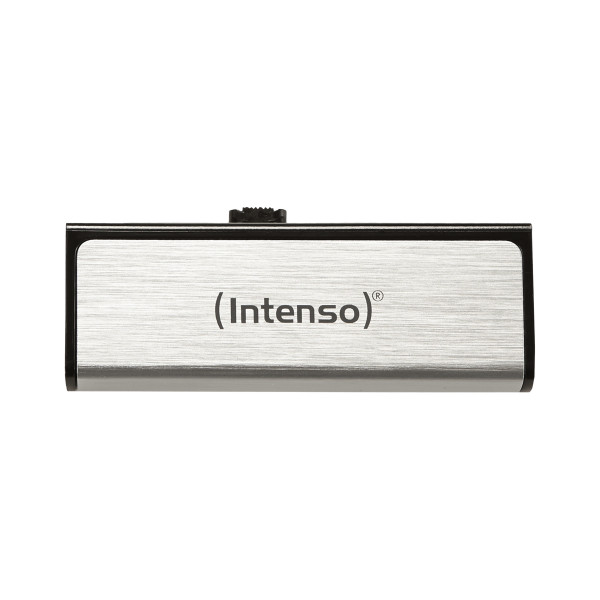 Intenso Mobile Line USB-Stick 8 GB USB Type-A / Micro-USB 2.0 Silber