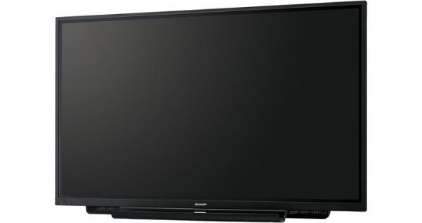 Sharp PN-65TH1 Interaktiver Flachbildschirm 165,1 cm (65 Zoll) LCD 4K Ultra HD Schwarz Touchscreen