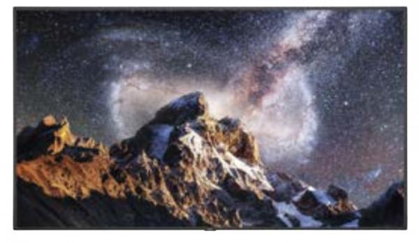 NEC V series V554Q Digital Beschilderung Flachbildschirm 139,7 cm (55 Zoll) LED 4K Ultra HD Schwarz