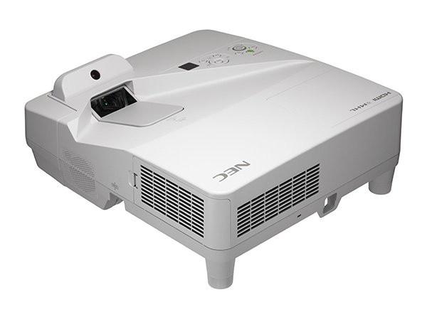 NEC UM352Wi-MP Beamer Desktop-Projektor 3500 ANSI Lumen 3LCD WXGA (1280x800) Weiß