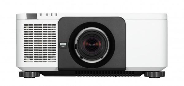 NEC PX1005QL Beamer Desktop-Projektor 10000 ANSI Lumen DLP 2160p (3840x2160) Schwarz, Weiß