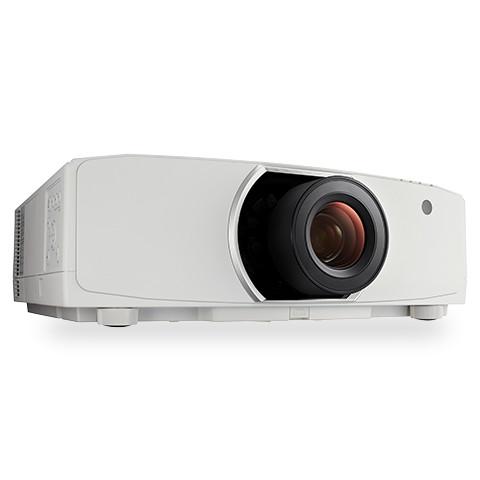 NEC PA653U Beamer 6500 ANSI Lumen LCD 1080p (1920x1080) Desktop-Projektor Weiß