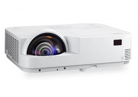 NEC M333XS Beamer Desktop-Projektor 3300 ANSI Lumen DLP XGA (1024x768) 3D Weiß