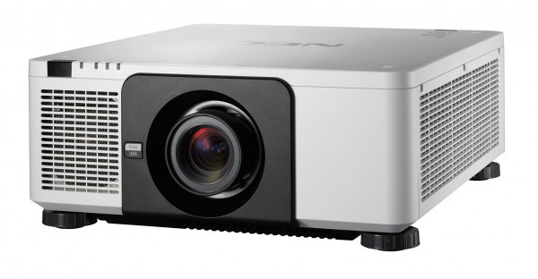 NEC PX803UL Beamer Desktop-Projektor 8000 ANSI Lumen DLP WUXGA (1920x1200) 3D Weiß