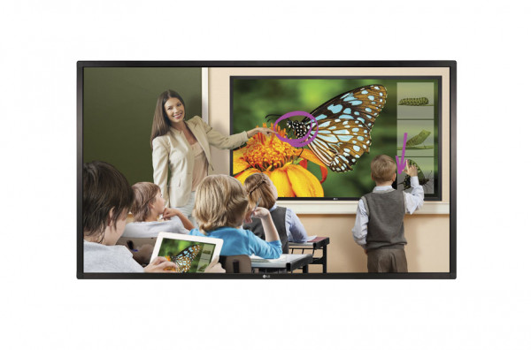 LG KT-T751 Signage-Display 190,5 cm (75 Zoll) Schwarz Touchscreen