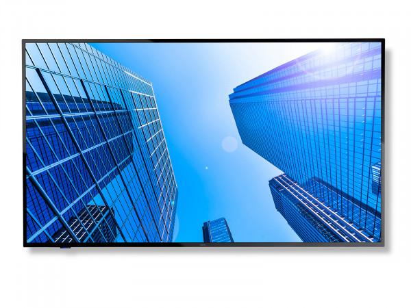 NEC MultiSync E437Q Digital Beschilderung Flachbildschirm 108 cm (42.5 Zoll) LED 4K Ultra HD Schwarz
