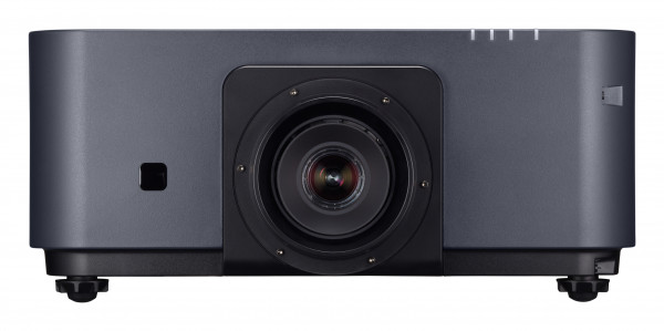 NEC PX602UL Beamer Desktop-Projektor 6000 ANSI Lumen DLP WUXGA (1920x1200) 3D Schwarz