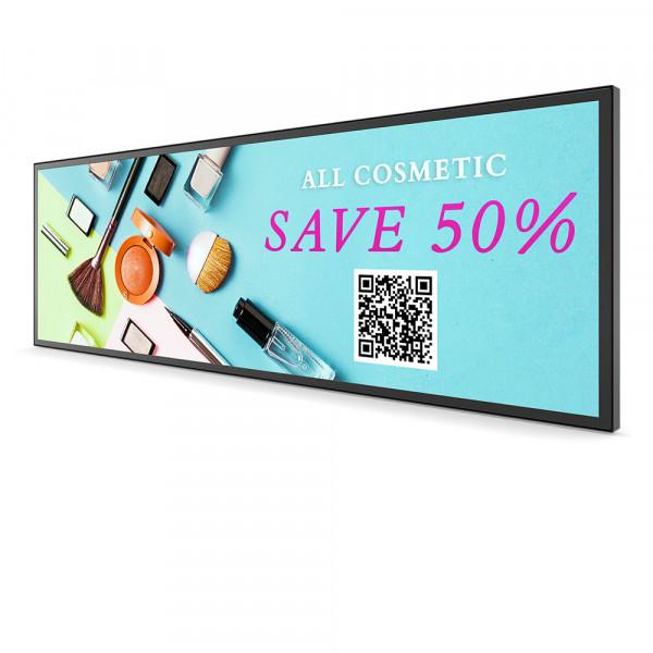 Benq BH3801 96,5 cm (38 Zoll) LED Digital Beschilderung Flachbildschirm Schwarz Android