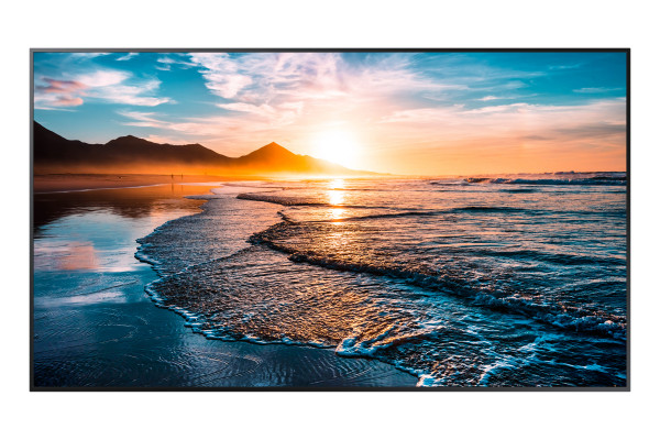 Samsung QH75R Digital Beschilderung Flachbildschirm 190,5 cm (75 Zoll) 4K Ultra HD Schwarz