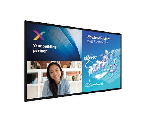 Philips 86BDL6051C/00 Signage-Display Interaktiver Flachbildschirm 2,17 m (85.6 Zoll) 4K Ultra HD Sc