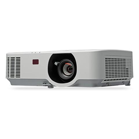 NEC NP-P554W Beamer Standard throw projector 5500 ANSI Lumen LCD WXGA (1280x800) Weiß